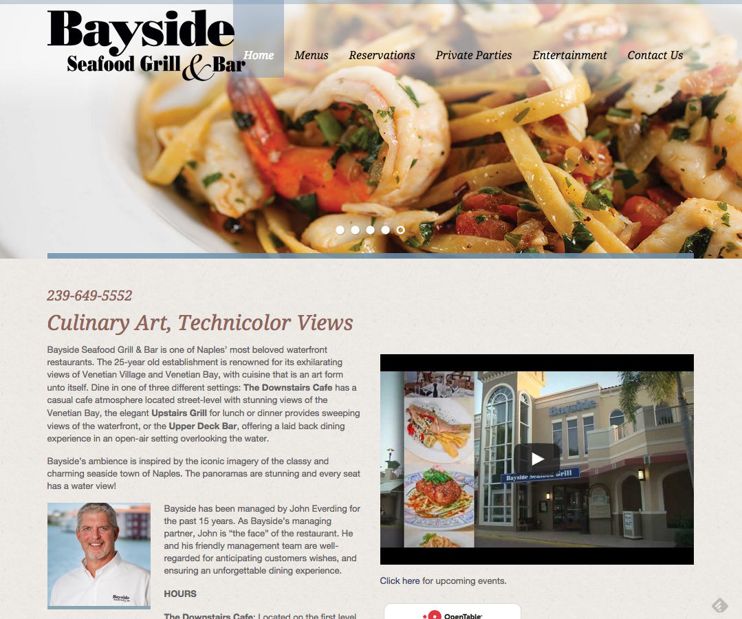 Bayside Seafood Bar and Grille