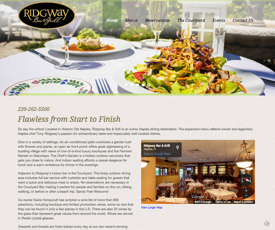 Ridgeway Bar and Grill