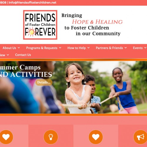 Friends of Foster Children Forever