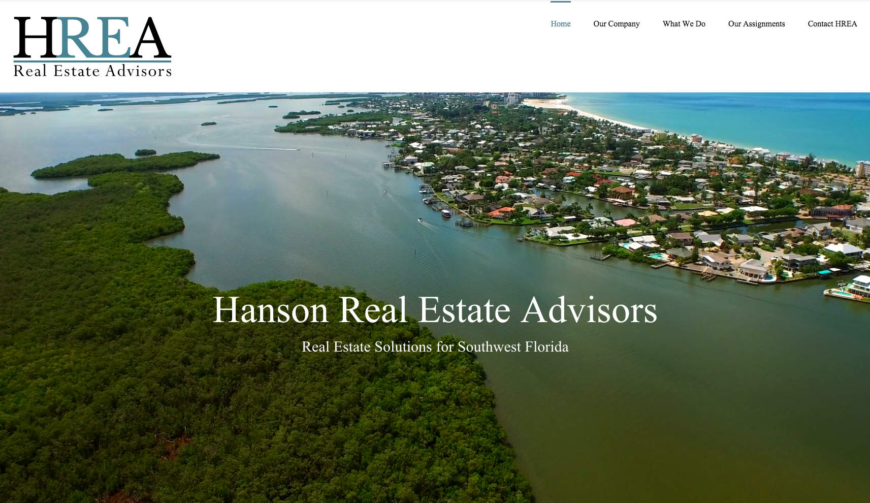 Hanson Real Estate Advisors