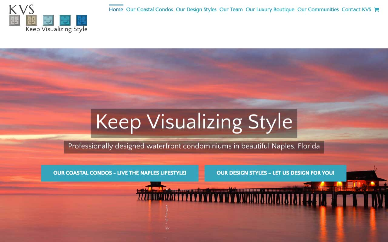 Keep Visualizing Style