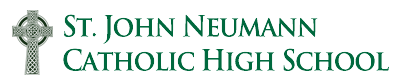 Logo for Saint John Neumann Catholic High School