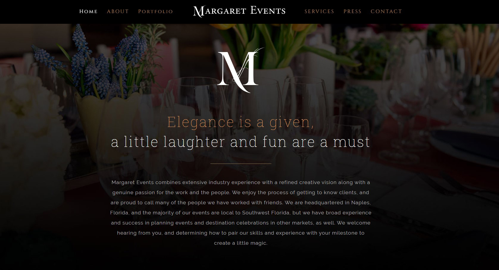 Margaret Events